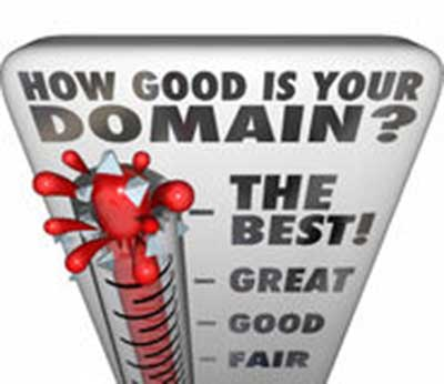 How good is your domain name