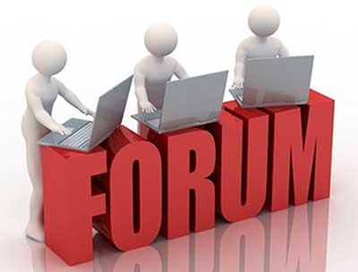 online forum platforms